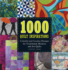 1000 Quilt Inspirations, Book Cover